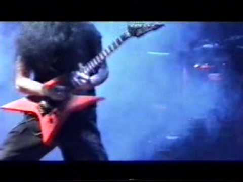 MORBID ANGEL: Chapel Of Ghouls - unknown place Dec. 2000
