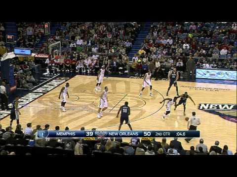 Top 10 NBA Plays: January 9th