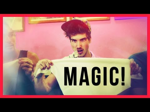 INSANE MAGIC TRICK!