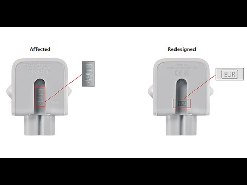 Do you need to Replace your Apple Wall Adapter?