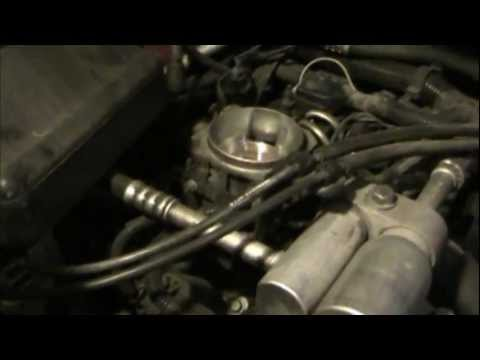 How To Clean Your Vortec 4.3L V6 Throttle Body