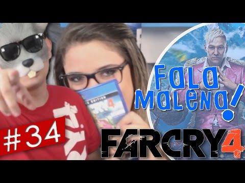 Fala Malena #34 - Far Cry 4 video