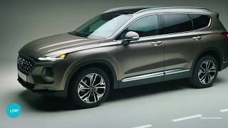 2019 Hyundai Santa Fe : Overview