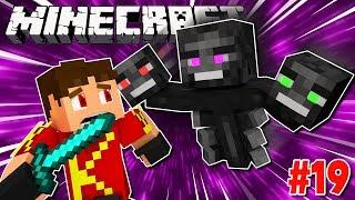 Minecraft Sinh Tồn #19 | HÀNH TRÌNH GIẾT BOSS WITHER CHẾT NHƯ RẠ | KiA Phạm (w/ Vamy Trần)