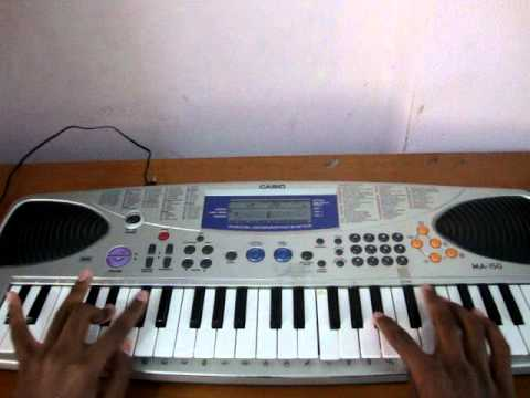 Arya 2 Mr. Perfect song on keyboard