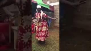 Kamba Old Ladies Dancing Kenya