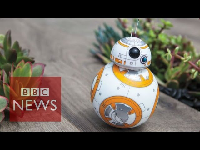 BB-8 Star Wars toy set to be Christmas hit - BBC News
