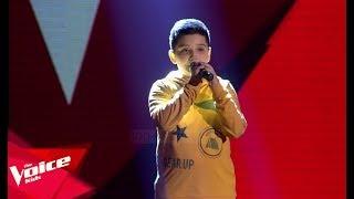 Ermal - See You Again   Audicionet e Fshehura   The Voice Kids Albania 2019
