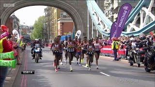 London Marathon 2017 - Full Race (Keitany WR)
