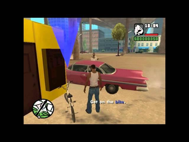 [LetsPlay][Č.1] GTA: San Andreas - Představeni hry