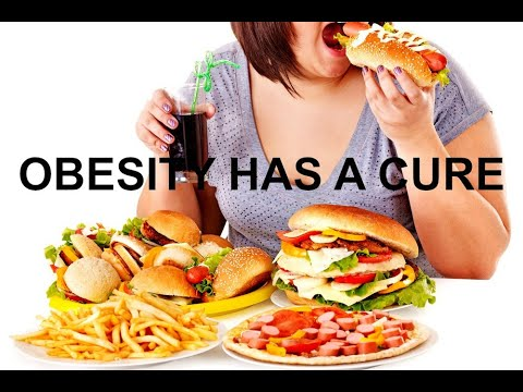 Obesity Has A Cure - Veganism / Vegan / Plant-Based Diet