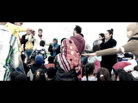 RIIFS_TALES & MUSIC BUS initiative, Zaatri Syrian Refugees Camp _ ALF Jordanian Network