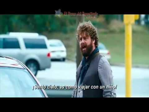 Todo un Parto- Trailer subtitulado español- Due date