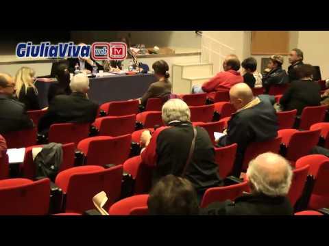 Assemblea del Comitato di quartiere Giulianova Lido sala Kursaal venerdì 18 ottobre 2013