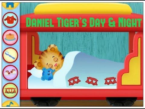 free daniel tiger games