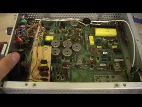 Canberra Nuclear Instrument Module Teardown Part 2