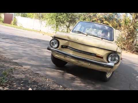 Тачки Рыбакина - ЗАЗ 968М