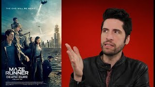 Maze Runner: Death Cure - Movie Review