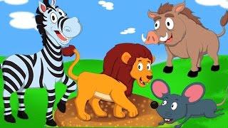 animales sonido canción | aprender animales sonidos | Animals Sounds Song | Kids Tv Español