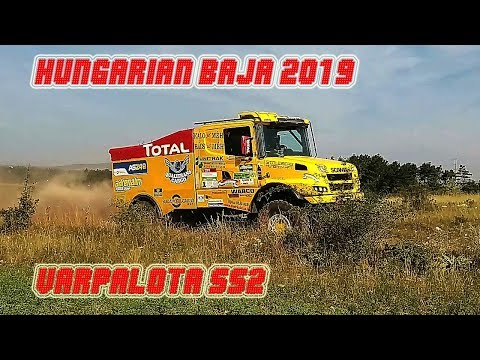 HunGarian Baja 2019 - Várpalota - SS 2 - Pure Sound - Cross Country Rally World Cup