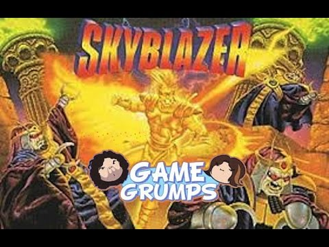 Game Grumps Skyblazer Best Moments
