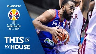 Philippines v Qatar - Highlights - FIBA Basketball World Cup 2019 - Asian Qualifiers