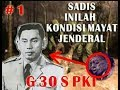 Spesial 1 oktober 2017, Beginilah mayat jenderal G 30/S/PKI