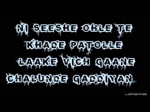 Sharry Maan   Yaar Anmulle  Lyrics   By Hk video