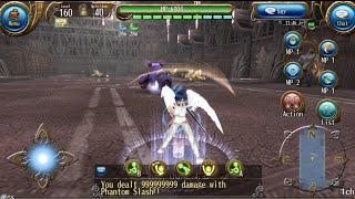 Arewzo Dual Sword Phantom Slash Build Lv160! Build Waiting for lv 4 Dual Sword Skill! - Toram Online