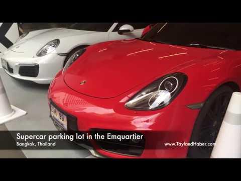 download lagu Supercar Parking Lot In The Emquartier , Thailand gratis