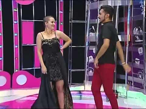 Elvin Babazade & Nadia   rak tak tak 2013 Азери на русском.