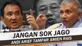 TOLAK PEOPLE POWER, AMIEN RAIS TANTANG SBY, ANDI ARIEF GERAM