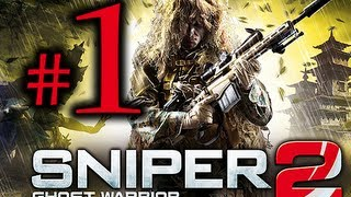 Sniper Ghost Warrior 2 Walkthrough Part 1 [1080p HD] - First 90 Minutes!