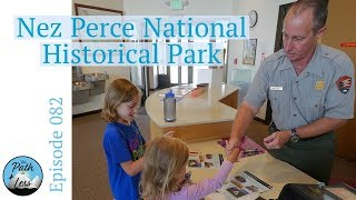 Learning About The Nez Perce People! - Episode 082