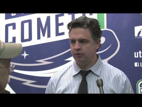 Comet TV: Highlights 2-28-14 Utica Comets vs. Adirondack Phantoms