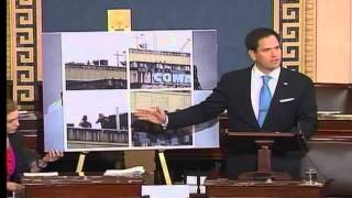 Rubio Delivers Floor Speech on the Crisis in Venezuela