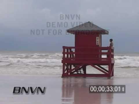 9/21/2005 Hurricane Rita, Storm Effects Video, Sarasota, FL