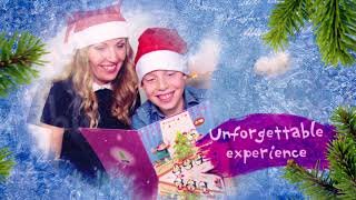 Personalised video message and letter from Santa Claus / Father Christmas 2018