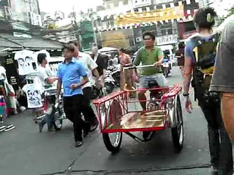 KHAO SAN ROAD BANGKOK THAILAND 2010