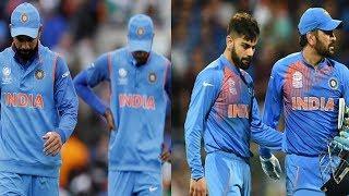 Defeat From Pakistan Completely Broken Virat Kohli - Champions Trophy 2017