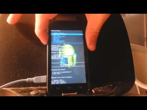 Tutorial: ZTE Awe (N800) Root - Recovery - Overclock