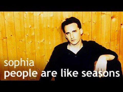 Sophia - Swept Back