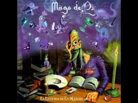 Mago De Oz - El Balsamo De Fierabras