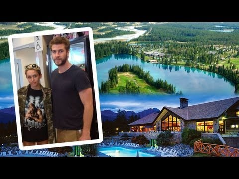 Miley Cyrus & Liam Hemsworth Reunite in Canada