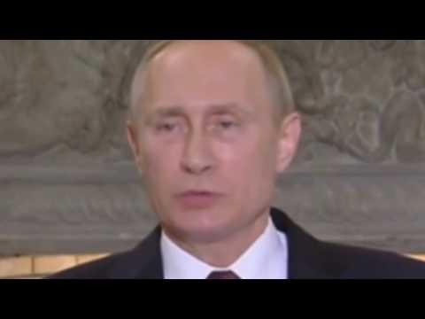 У Путина спросили прямо   когда он вернет КРЫМ Украине