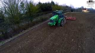 Spring Cultivations, March 2015