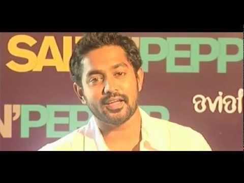 Asif Ali Interview on his Latest Flick - Salt N Pepper