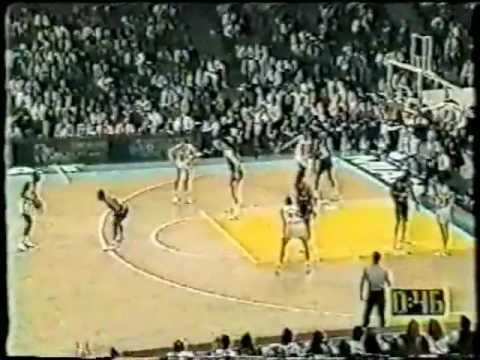 Rory Sparrow (28pts/9asts) vs. Nuggets (1989)