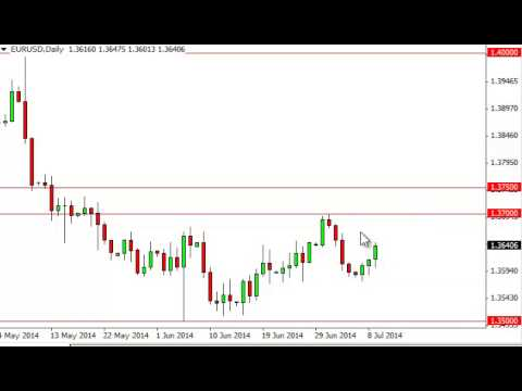 EUR/USD Technical Analysis for July 10, 2014 by FXEmpire.com
