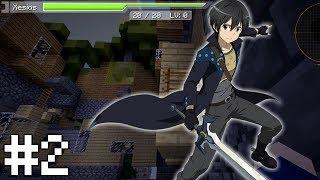 L'ESCALADE EXTREME ! - Sword Art Online MC #2